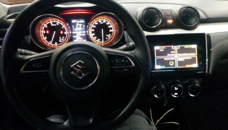 Test Drive 4×4: la nuova Suzuki Swift Hybrid Allgrip, per andare ovunque - Foto 28 di 29