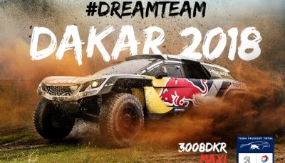 Peugeot ha terminato i test ed è pronta per la DAKAR 2018