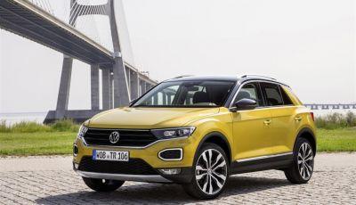 Volkswagen T-Roc 2017: prova su strada, caratteristiche e prestazioni
