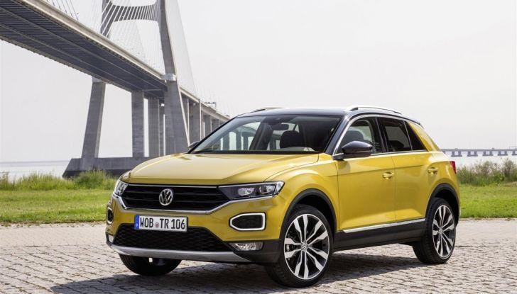 Volkswagen T-Roc ora disponibile con motore 1.6 TDI - Foto 9 di 39
