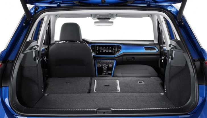 Volkswagen T-Roc ora disponibile con motore 1.6 TDI - Foto 13 di 39