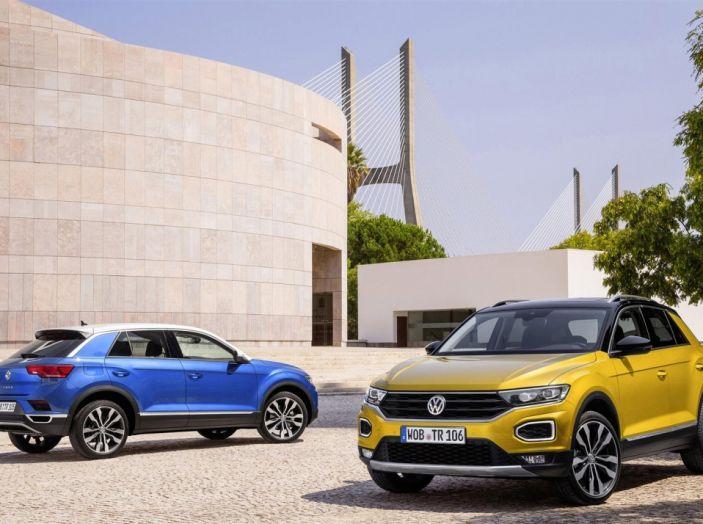 Volkswagen T-Roc e la nuova campagna social con Winnie Harlow - Foto 1 di 39