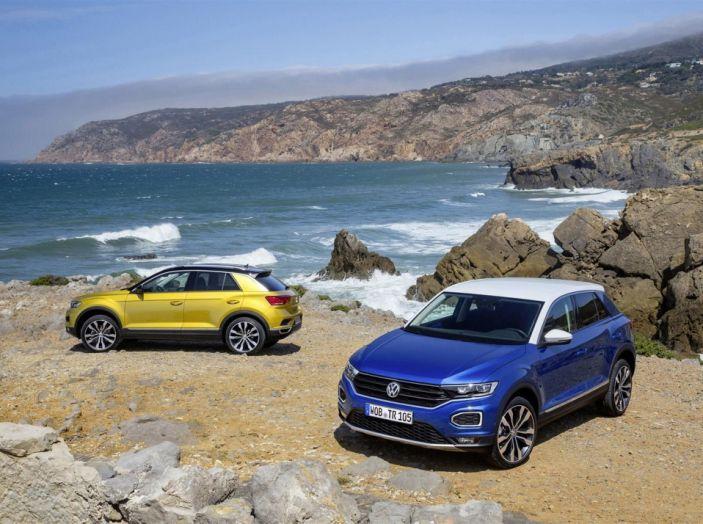 Volkswagen T-Roc e la nuova campagna social con Winnie Harlow - Foto 6 di 39