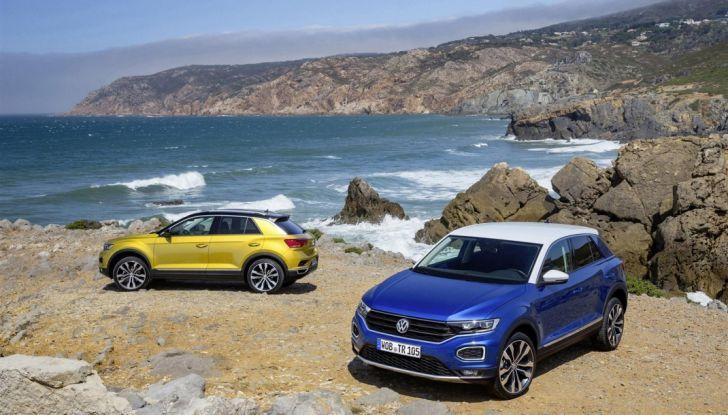 Volkswagen T-Roc 2017: prova su strada, caratteristiche e prestazioni - Foto 6 di 39