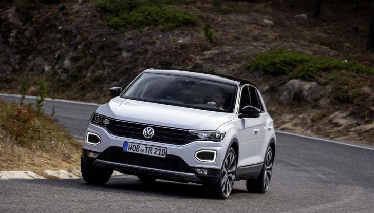 Volkswagen T-Roc ora disponibile con motore 1.6 TDI - Foto 21 di 39