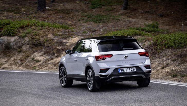 Volkswagen T-Roc ora disponibile con motore 1.6 TDI - Foto 22 di 39