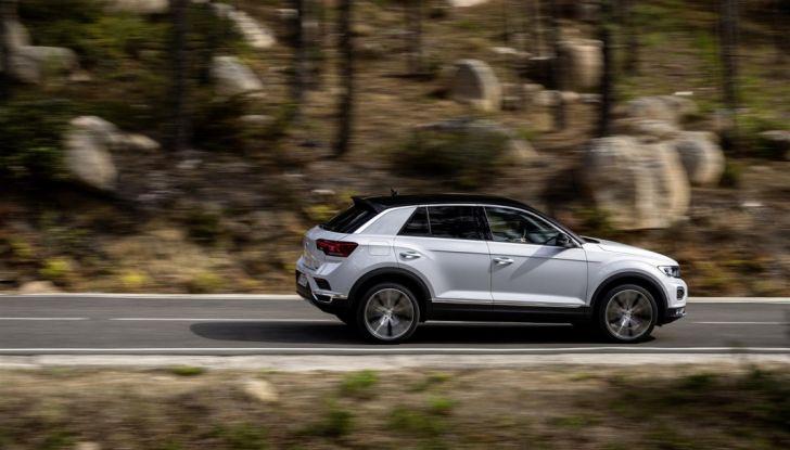 Volkswagen T-Roc ora disponibile con motore 1.6 TDI - Foto 23 di 39