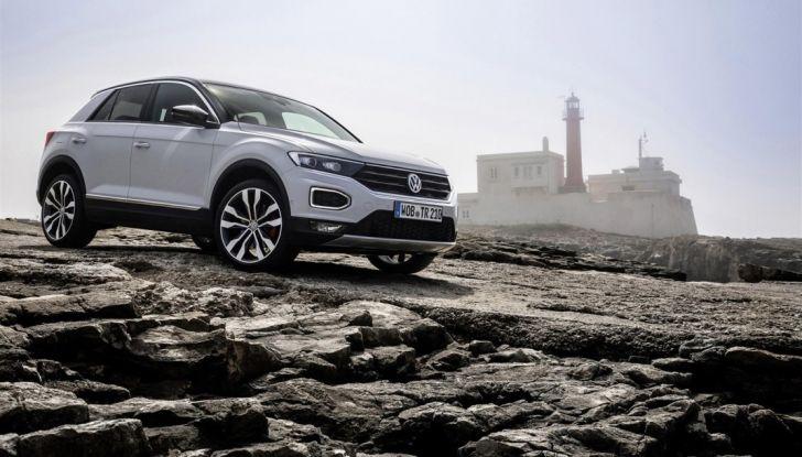 Volkswagen T-Roc ora disponibile con motore 1.6 TDI - Foto 25 di 39