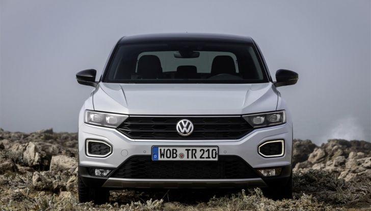 Volkswagen T-Roc ora disponibile con motore 1.6 TDI - Foto 28 di 39