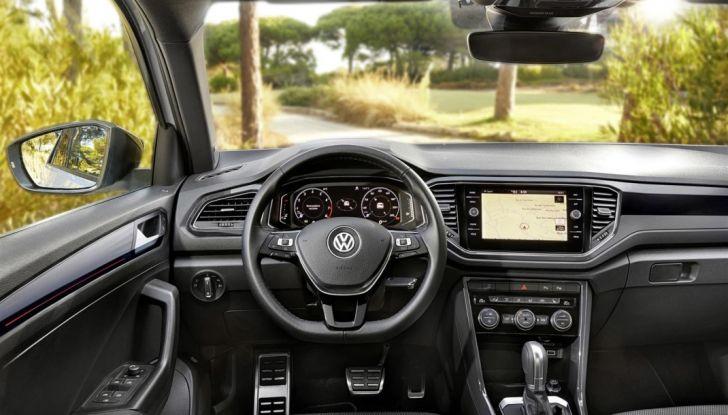 Volkswagen T-Roc ora disponibile con motore 1.6 TDI - Foto 29 di 39
