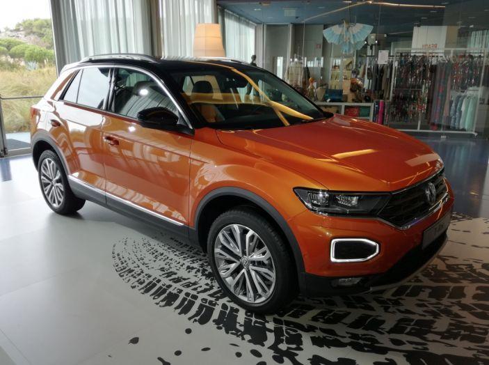 Volkswagen T-Roc e la nuova campagna social con Winnie Harlow - Foto 36 di 39