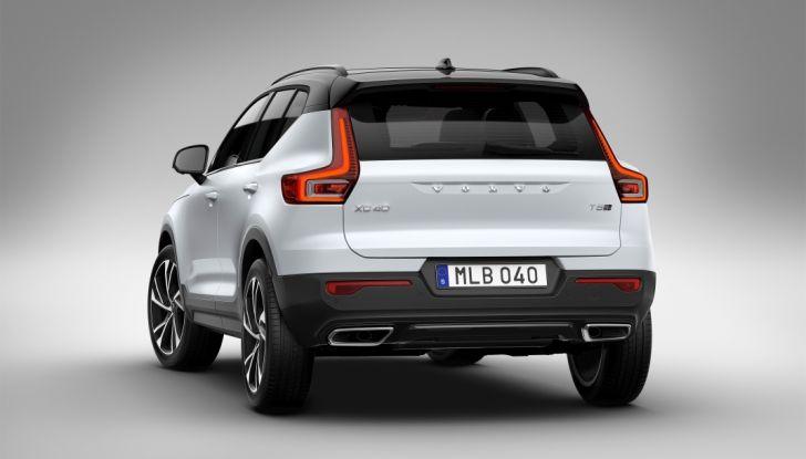 Volvo Studio Milano svela XC40 - Foto 15 di 28