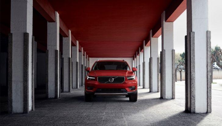 Volvo Studio Milano svela XC40 - Foto 20 di 28