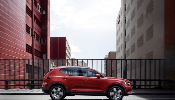 Volvo Studio Milano svela XC40 - Foto 21 di 28