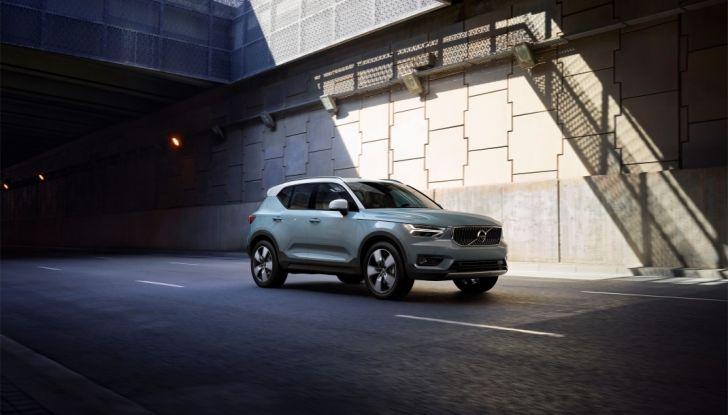 Volvo Studio Milano svela XC40 - Foto 23 di 28