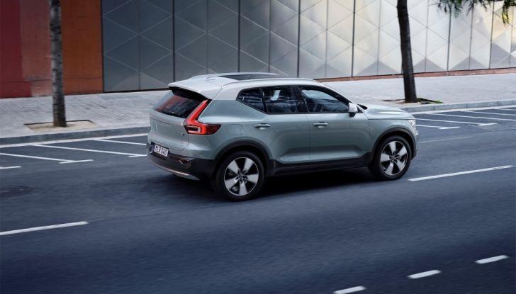 Volvo Studio Milano svela XC40 - Foto 24 di 28