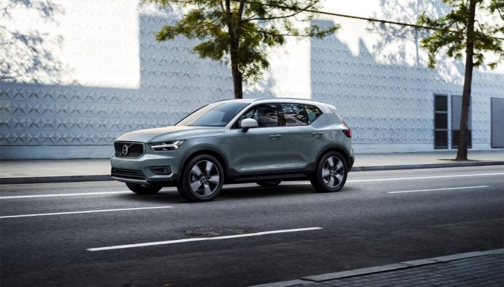 Volvo Studio Milano svela XC40 - Foto 26 di 28