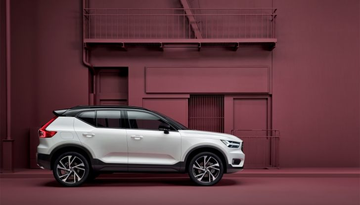 Volvo Studio Milano svela XC40 - Foto 25 di 28