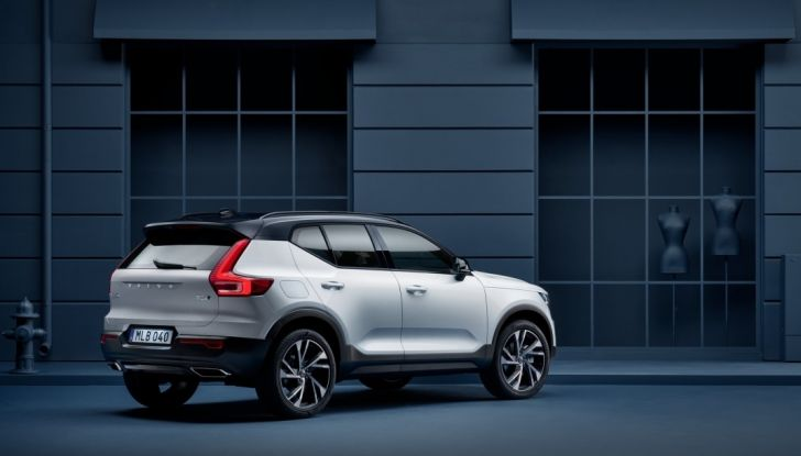Volvo Studio Milano svela XC40 - Foto 12 di 28