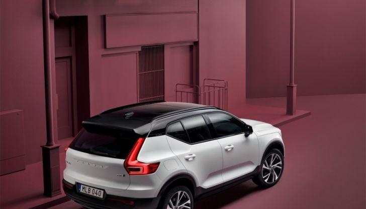 Volvo Studio Milano svela XC40 - Foto 13 di 28