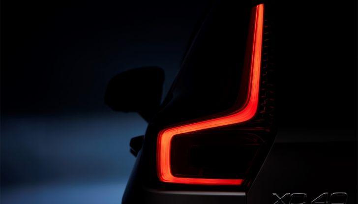 Volvo Studio Milano svela XC40 - Foto 10 di 28