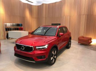Volvo Studio Milano svela XC40