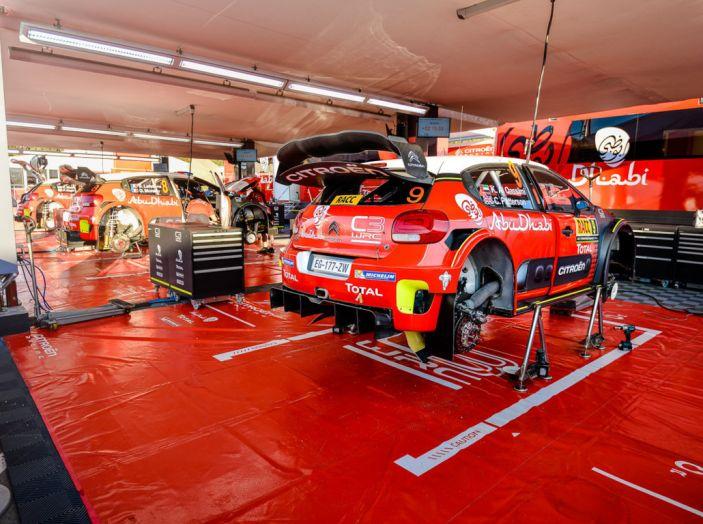 WRC Spagna – Giorno 1: la C3 WRC di Meeke chiude al terzo posto. - Foto 2 di 11