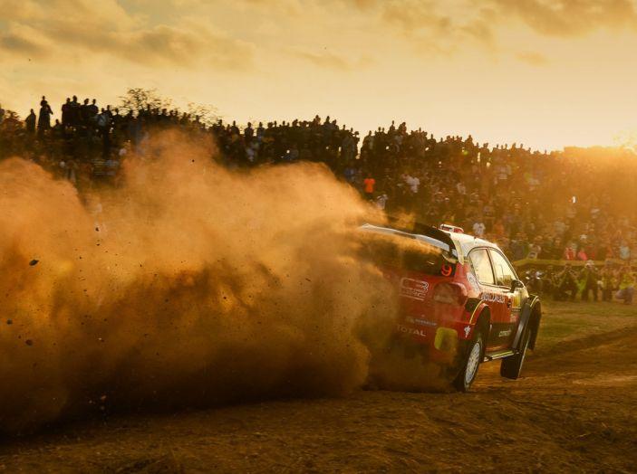 WRC Spagna – Giorno 1: la C3 WRC di Meeke chiude al terzo posto. - Foto 4 di 11