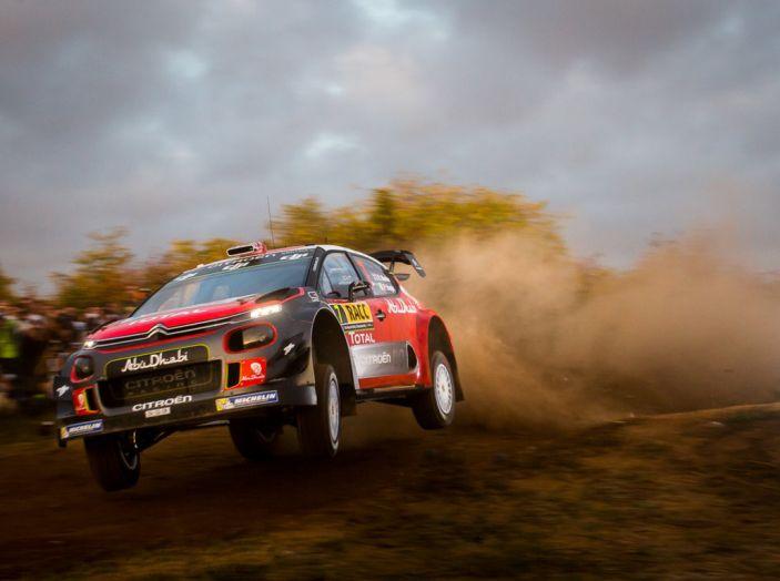 WRC Spagna – Giorno 1: la C3 WRC di Meeke chiude al terzo posto. - Foto 5 di 11