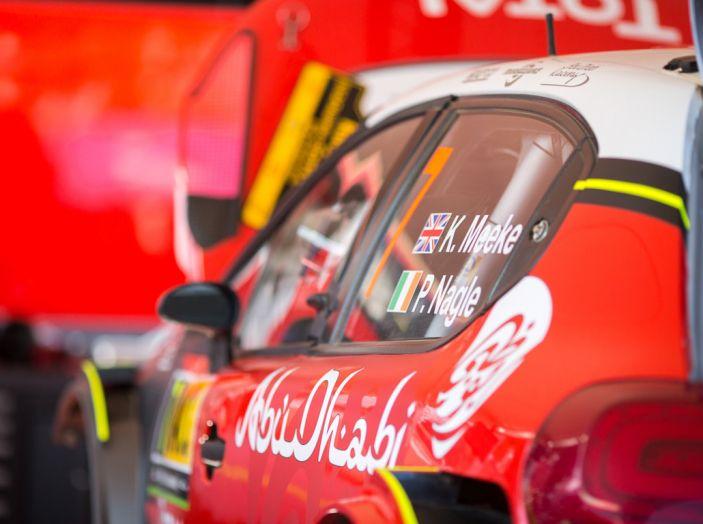 WRC Spagna – Giorno 1: la C3 WRC di Meeke chiude al terzo posto. - Foto 6 di 11