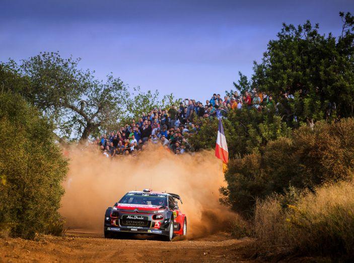 WRC Spagna – Giorno 1: la C3 WRC di Meeke chiude al terzo posto. - Foto 8 di 11