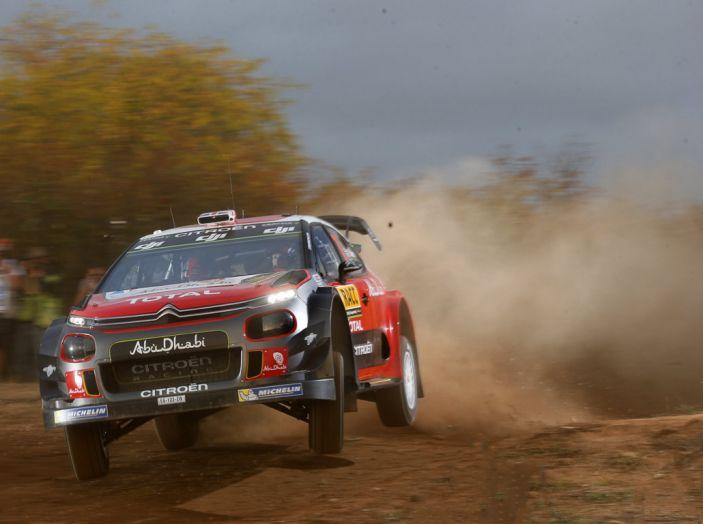 WRC Spagna – Giorno 1: la C3 WRC di Meeke chiude al terzo posto. - Foto 9 di 11