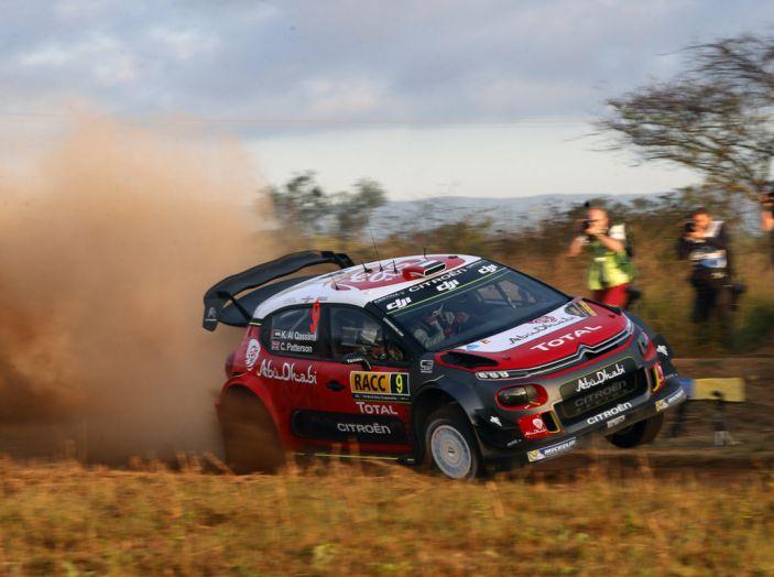 WRC Spagna – Giorno 1: la C3 WRC di Meeke chiude al terzo posto. - Foto 10 di 11