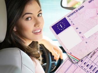 Patente di guida deteriorata, scatta il ritiro