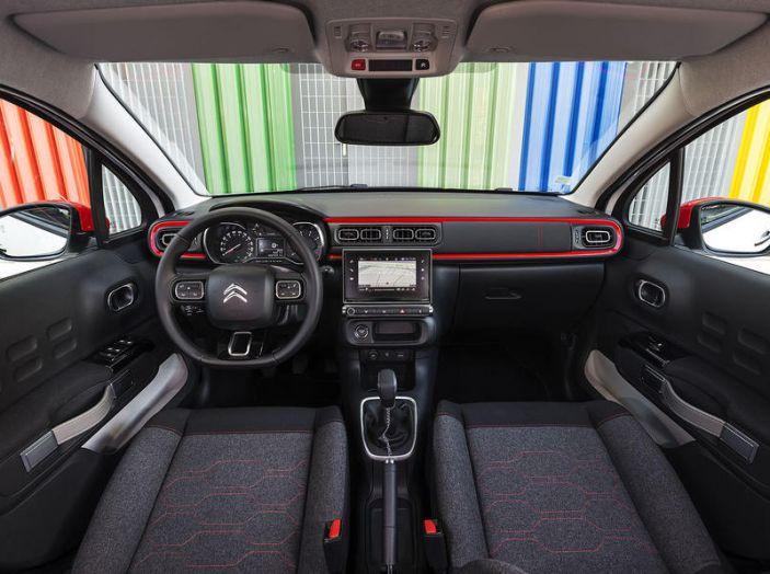 Citroen C3 eletta Auto Europa 2018 dai giornalisti auto UIGA - Foto 27 di 27