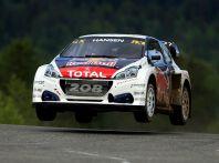 Mondiale Rallycross – ultimo round di gara in Sudafrica per le Peugeot 208 WRX