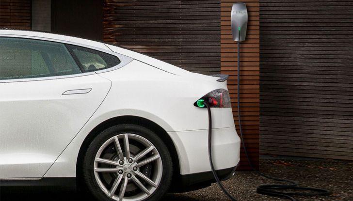 Regno Unito: colonnine di ricarica elettrica obbligatorie nelle nuove case - Foto 1 di 10