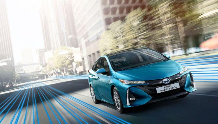 Toyota: obiettivo zero morti per incidenti stradali - Foto 3 di 9