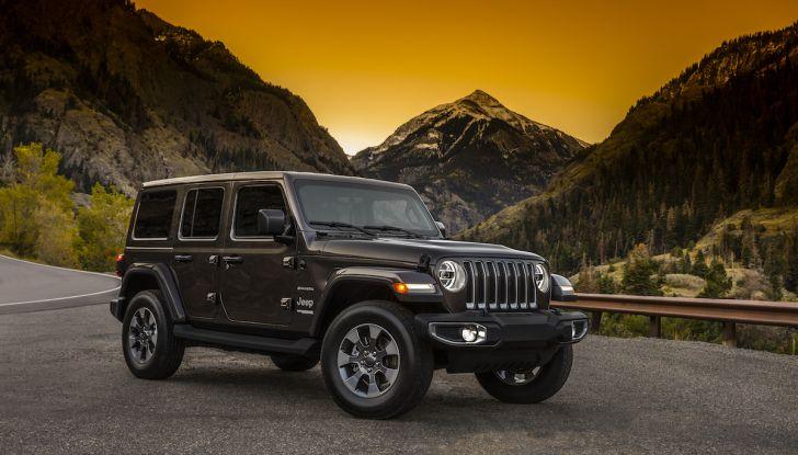 Jeep Wrangler, storia di un mito del fuoristrada - Foto 16 di 17