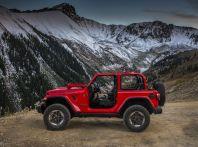 Nuovo Jeep Wrangler 2018, l'icona offroad cambia pelle
