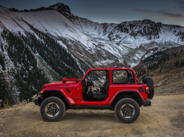 Jeep Camp 2018, tutto pronto per celebrare il nuovo Renegade - Foto 2 di 65