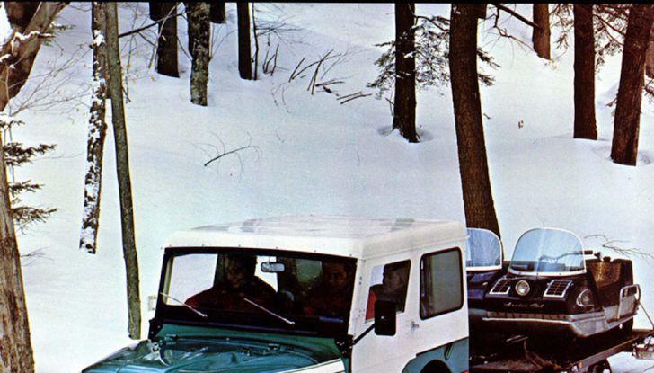 L'evoluzione di Jeep dal primo 4×4 del 1940 alla Wrangler Scrambler 2018 - Foto 3 di 11