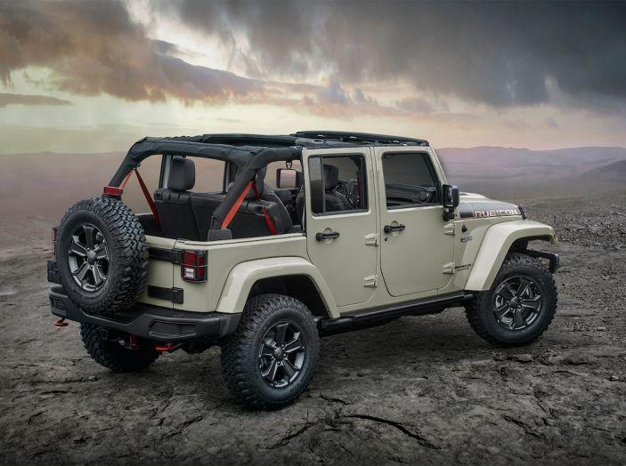 L'evoluzione di Jeep dal primo 4×4 del 1940 alla Wrangler Scrambler 2018 - Foto 4 di 11