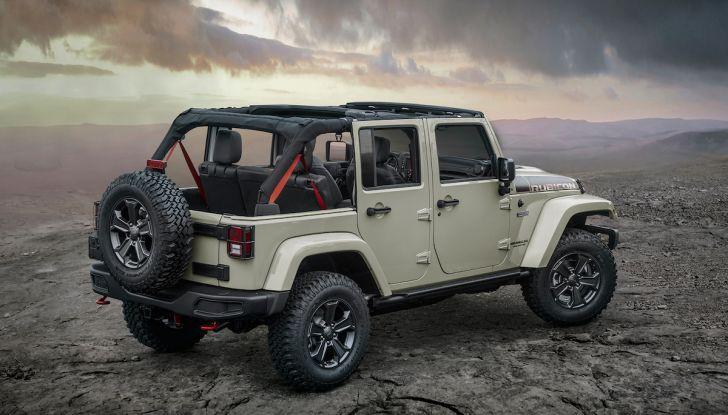 La storia di Jeep: l'icona del fuoristrada Since 1941 e oltre - Foto 17 di 18