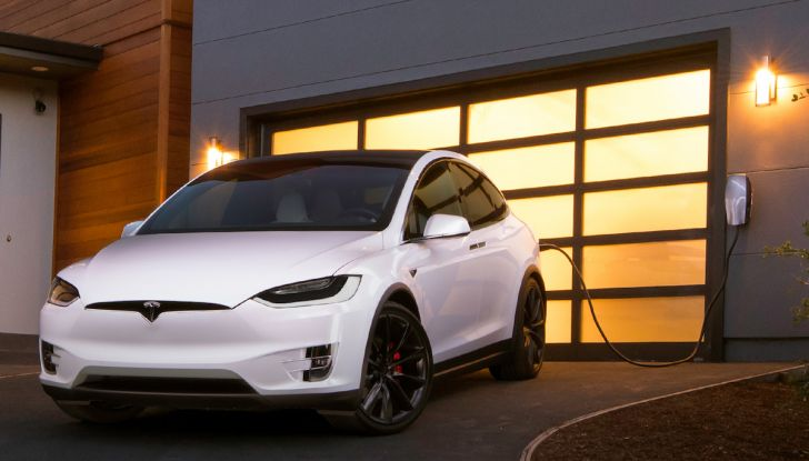 Tesla Owner Club, la sfida: Tesla Model X VS Range Rover HSE in 800Km - Foto 7 di 12