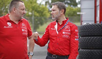 WRC Australia - giorno 2: le dichiarazioni del team Citroën.
