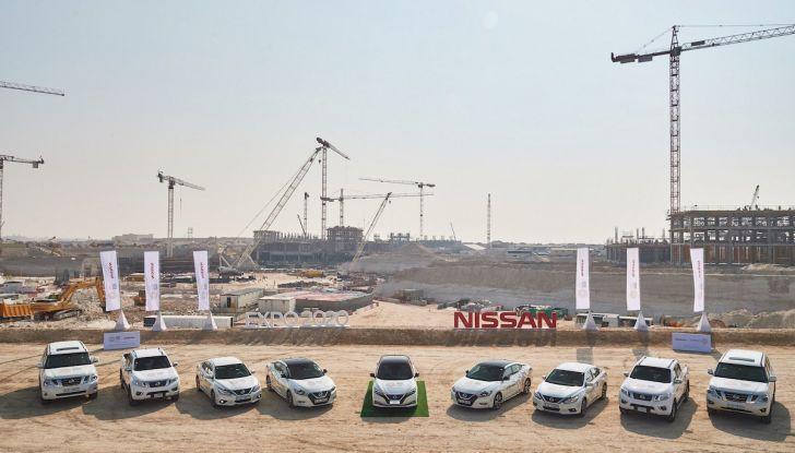 Nissan punta a 1 milione di auto elettriche entro il 2022 - Foto 1 di 12