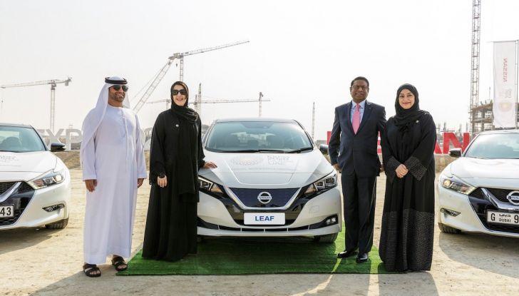 Nissan punta a 1 milione di auto elettriche entro il 2022 - Foto 2 di 12