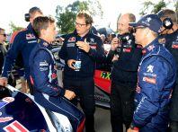 Tappa a Capetown per il mondiale Rallycross – VOCE al Team Peugeot Hansen