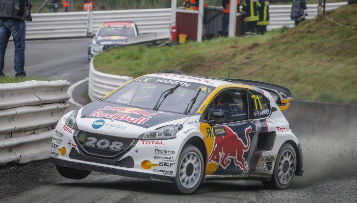 La gara di Capetown del Mondiale di Rallycross – Peugeot vuole consolidare il secondo posto - Foto 2 di 2
